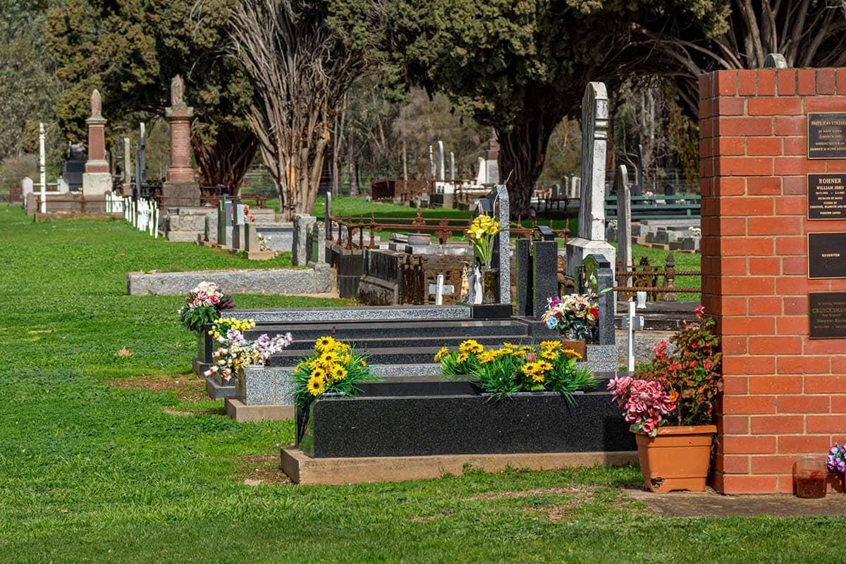 Graves | Slides 05 | Murchison Cemetery