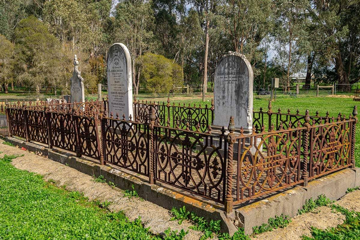 2 Graves | Slides 07 | Murchison Cemetery